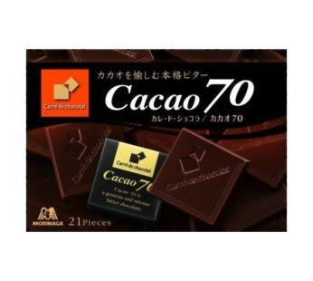 Morinaga, Carre'de Chocolate Cacao 3.6oz