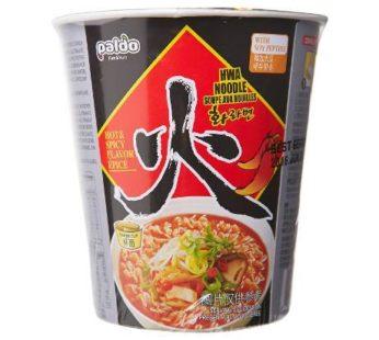 Paldo, Hot & Spicy Cup Noodle Soup Hwa 2.29oz