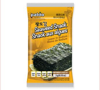 Paldo, Pororo Roasted Seaweed Low Sodium 0.17oz SRP0.99