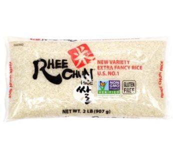 Rhee Chun, New Variety Extra Fancy Rice 2lb
