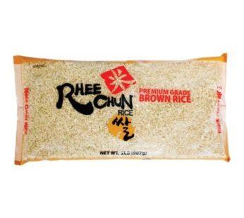 Rhee Chun, Premium Grade Brown Rice 2lb