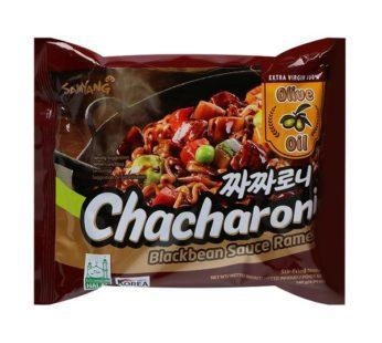 Samyang, Chacharoni Blackbean Sauce Ramen 4.94oz