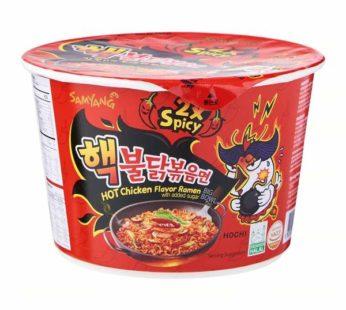 Samyang, Hot Chicken Ramen Big Bowl 2X 3.7oz