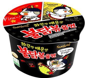 Samyang, Hot Chicken Ramen Big Bowl Original 3.7oz