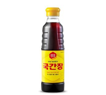 Sempio, Seasoned Soy Sauce for Soup 14.1fl oz