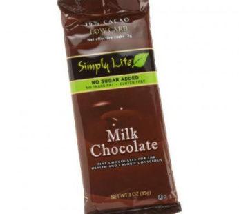 Simply Lite, Low Carb & No Sugar Chocolate Milk 3oz