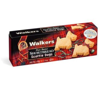 Walkers, Pure Butter Shortbread Scottie Dogs 3.9oz