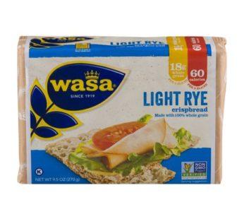 Wasa, Light Rye Crispbread 9.5oz
