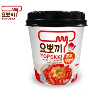 Young poong, Yopokki Kimchi Rapokki Cup 5.11oz