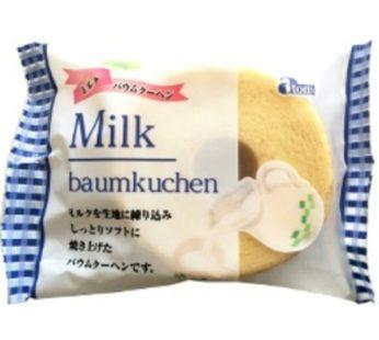 Baumkuchen, Mini Roll Cake Milk Flavor 2.82oz