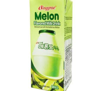 Binggrae, Melon Flavored Milk 6.8fl.oz