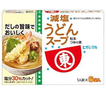 Hi-Maru, Genen Udon Soup 6pack 1.6oz (6×10)