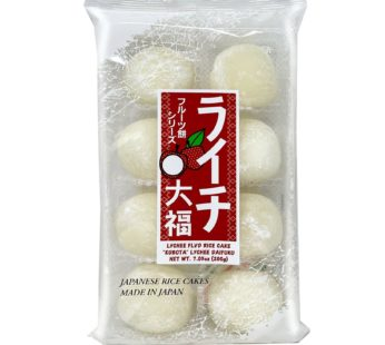 Kubota, Mochi Baked Soft Cake Lychee 7.0oz