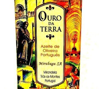 Ouro Da Terra, Extra Virgin Olive Oil 8.45fi oz