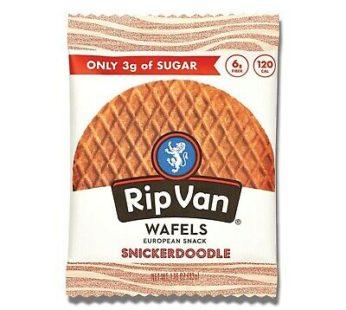 Rip Van, Wafels Snicker Doodle 1.16oz