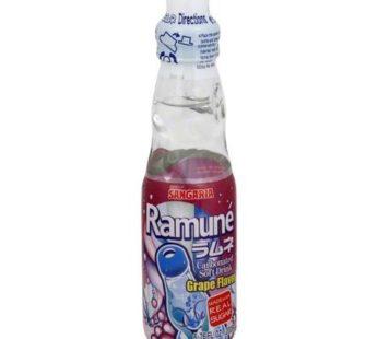 Sangaria, Ramune Grape 6.76fl oz