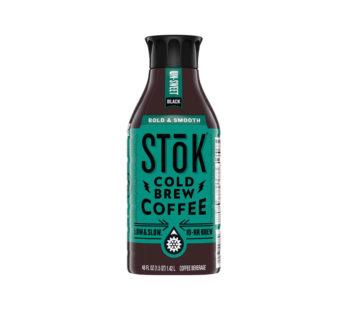 SToK Un-Sweet Black Cold Brew Iced Coffee