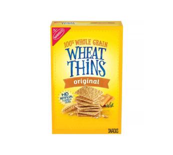 Wheat Thins Original Crackers