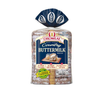 Oroweat Country Buttermilk Bread