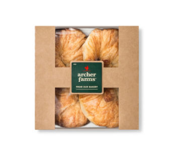100% Butter French Croissants
