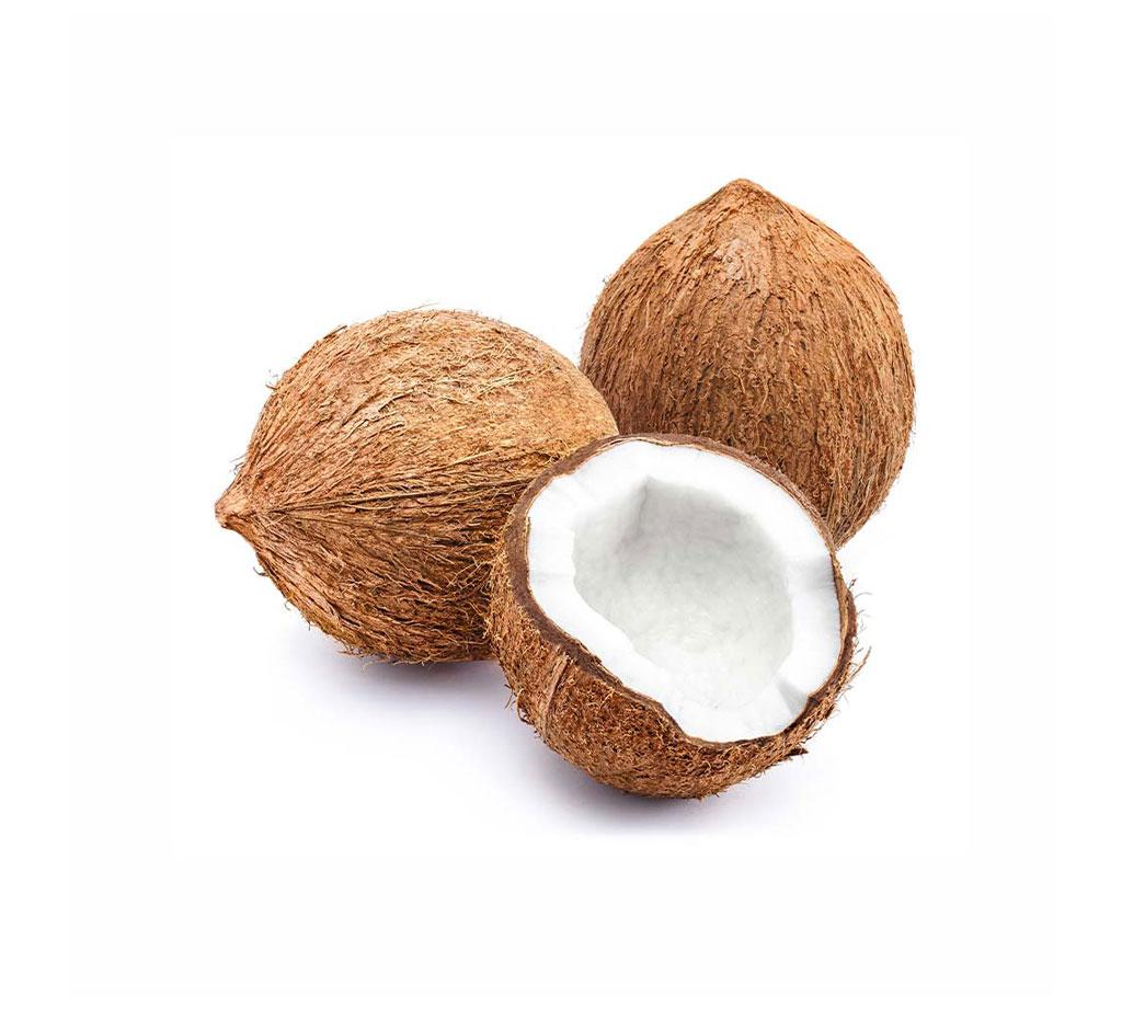Fresh Brown Coconut