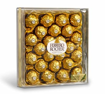 Ferrero, Rocher the Golden Experience Fine Hazelnut Chocolate 24pc 10.6oz – (Duplicate Imported from WooCommerce)