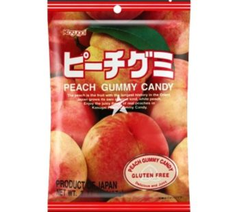 Kasugai, Gummy Peach 3.77oz – (Duplicate Imported from WooCommerce)