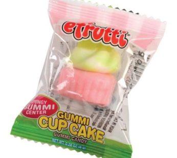 Efrutti, Gummi Cupcakes 0.28oz