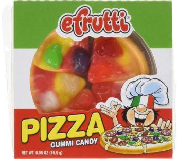 Efrutti, Gummi Pizza 0.55oz