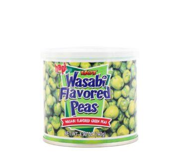 Hapi, Wasabi Flavored Peas Hot Can 4.9oz