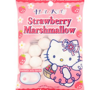 Hello Kitty, Strwbry Mshmalw 3.1oz (12)