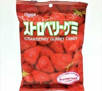 Kasugai, Gummy Strawberry 3.59oz
