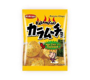 Koikeya, Karamucho Spicy Seaweed 1.90oz