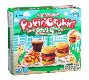 Kracie, Popin Cookin Hamburger 1.10oz (18×5)