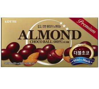 Lotte, Almond Chocolate 3.03oz