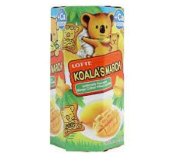 Lotte, Koala's March Mango Cream 1.45oz