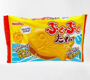 Meito, Pukupuku Choco Wafer 0.58oz