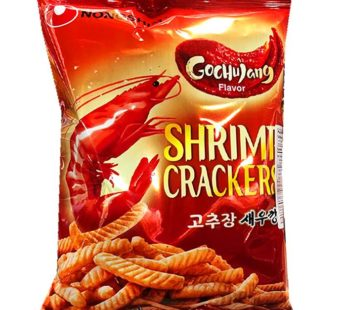 Nongshim, Shrimp Crackers Gochujang 2.64oz