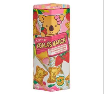 Lotte, Koala's March Strawberry 1.45oz