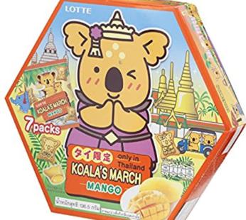 Lotte, Koala's March Mango Cream Fm 6.89oz
