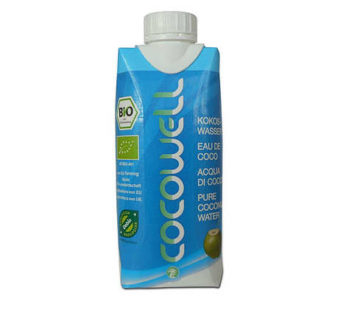 Cocowell, Coconut Water Original Large 33.8floz