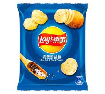Lay's, Potato Chips Salt & Peper 1.51oz