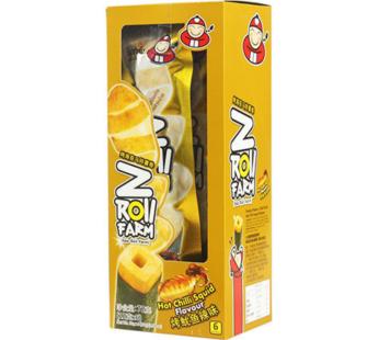 Taokaenoi, Z-Roll Hot Chilli Squ 0.42Oz
