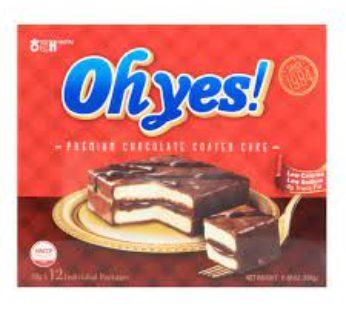 Haitai, Oh Yes Choco Cake 11.85oz