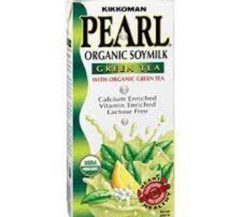 Pearl, Org'c Soy milk Green Tea 8.00 fl. oz (24) SRP2.99