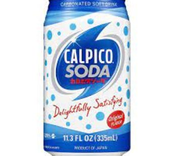 Calpico, Water-Soft Drink 11.30 Fl. oz (24) SRP2.99