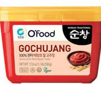 Chungjungwon, Hot Pepper Bean Paste 17.63