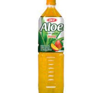 OKF, Aloe Drink Mango 50.72 fl. oz (12) SRP3.99