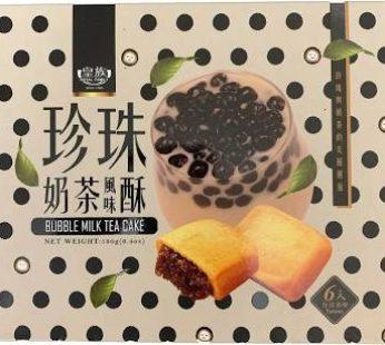 Royal Family, Bubble Milk Tea Cake 6.34Oz (12)