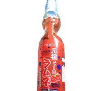 Kimura, Giant Ramune Strawberry 13.86 fl. oz (15) SRP4.99
